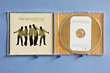 THE TEMPTATIONS AT THEIR VERY BEST - 21 TRACK 2002 CD ALBUM