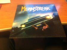 LP MEANSTREAK ROADKILL MFN 89  EX+/M UNPLAYED UK PS 1988