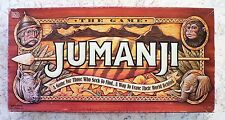 Vintage JUMANJI Board Game 1995 Milton Bradley