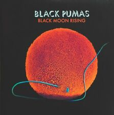 "Black Pumas BLACK MOON RISING / FIRE Limited Edition NEW COLORED VINYL 7"" SINGLE"