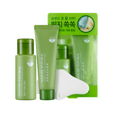 [NATURE REPUBLIC] Bamboo Charcoal Nose & T Zone Pack - Korea Cosmetics