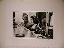 Photographie Tirage Argentique Peter Turnley Bar Parisien photo vers 1991 PH4