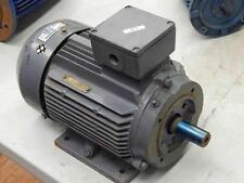#57 Leeson IEC Electric Motor 193097.60 C100T34FZ2C 4-HP Frame DF100LC 3-KW 3495