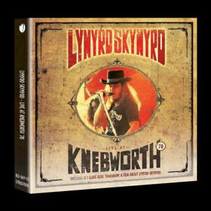 Lynyrd  Skynyrd - Live at Knebworth '76 - CD/Blu-ray