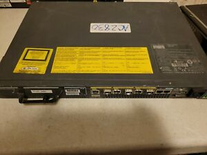 Cisco 7301 Router DC Power /w SA-Vam2+ Encryption Module