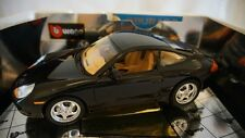 Bburago Gold Collection Porsche 911 Carrera (1997) Black 1:18