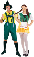 Couples Mens AND Ladies German Oktoberfest Festival Fancy Dress Costumes Outfits