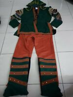 Mens rubies robin hood costume XL
