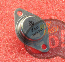 1PCS NEW 2SK60 Manufacturer:HITACHI/SONY Encapsulation:TO-3,