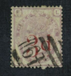 CKStamps: Great Britain Stamps Collection Scott#94 Used