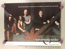 A Perfect Circle 2000 Promo Poster Rock Band Group Photo 24x18