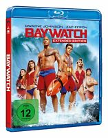 Baywatch - Extended Edition [Blu-ray](2017)(NEU/OVP) Dwayne Johnson, Zac Efron,