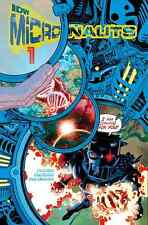 MICRONAUTS 1 IDW NEW 2016 SERIES 1st PRINT NM