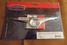 Honda Goldwing GL1800 Trunk Keyhole Chrome Trim fits 01-Up