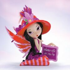 Hatterific Any Age! Fairy Figurine Fabulous Hatterific Jasmine Becket-Griffith