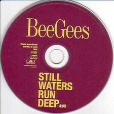 ★☆★ CD Single BEE GEES Still waters run deep FRENCH Promo 1-Track ★☆★