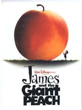 JAMES AND THE GIANT PEACH - orig DISNEY Press Kit- includes 6 Glossy 8x10 Stills
