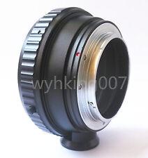 Tripod Hasselblad V lens to Canon EOS EF Adapter 5D 7D 70D 600D 1100D 550D 450D