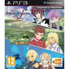 Tales of Symphonia Chronicles + Tales of Graces F- PS3 neuf sous blister VF
