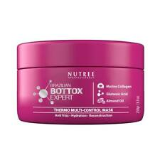 Brazilian hair Bottox Expert termo keratin mask 8.8 oz by Nutree Professional