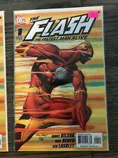 FLASH 1 KUBERT 13 TONY DANIELS DC COMICS PRESENTS ALL FLASH 1 LOT MINT UNREAD