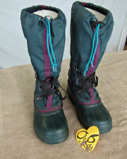 Size 6 Sorel Freestyle women's winter snow snowmobile insulated boots