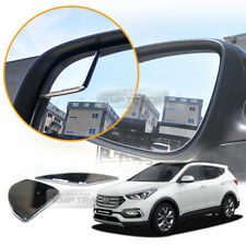 Wide Angle Rear Side Blind View Spot Mirror 2P for HYUNDAI 2013-17 Santa Fe DM
