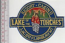 American Indian Casino Wisconsin Lake of the Torches Resort & Casino Lac du Flam