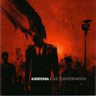 Katatonia - Live Consternation CD - SEAL...