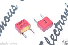 10pcs - WIMA FKP2 6800P (6800PF 6.8nF) 63V 5% pitch:5mm Capacitor