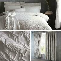 Grey Duvet Covers Tree Textured Jacquard Luxury Silver Quilt Cover Bedding Sets
