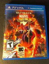 Ultimate Marvel vs Capcom 3 (PS VITA) USED