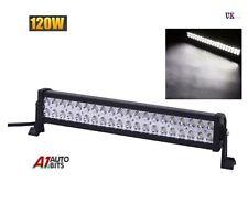 "120W 40 Led Light Bar Spot Work Lamp Suv Recovery Pickup Truck 22"""