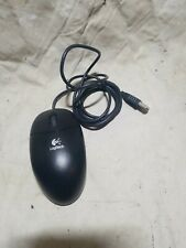 Logitech Wired USB Mouse M-UV96 M-UAE96 Tested Cleaned M0410