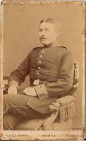 CDV photo Soldat - Potsdam um 1880