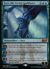 Jace, the Living Guildpact FOIL | NM | M15 | Magic MTG
