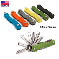 Key Organizer Collector Quickdraw Keychain Smart Folder Holder Compact Pocket