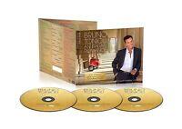 Bruno Tonioli An Italian Romance 3 CD Box set Classics, Opera Arias & Chilled