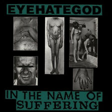 Eyehategod - In The Name Of Suffering LP Green / Black Limited to 100 - NEW COPY