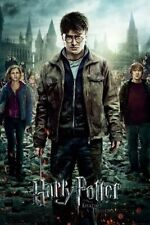 Details about Harry Potter And The Deathly Hallows Part 2  Movie Poster