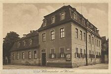 Kleine Sammlung von 24 unbeschriebenen historischen Ansichtskarten aus Weimar.