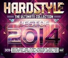 Hardstyle  The Ultimate Collection Best Of 2014 [CD]