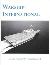 Warship International V46 N4 Independence LCS-2 Littoral Ship Normand's Numbers