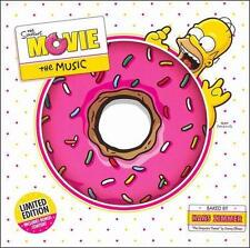 The Simpsons Movie: The Music [Original Soundtrack] [Limited] by Simpsons (The), The Simpsons (Cartoon)/Hans Zimmer (Composer) (CD, Jul-2007, Adrenaline)