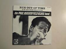 "PAUL BUTTERFIELD BLUES BAND:Run Out Of Time-One More Heartache-U.S.7"" ElektraPSL"