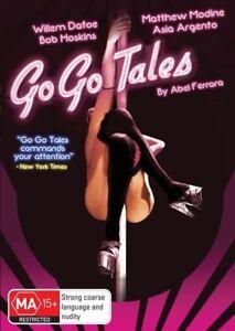 Go Go Tales (DVD, 2012)--FREE POSTAGE