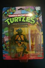 Vintage 1988 Teenage Mutant Ninja Turtles: Leonardo action figure