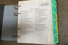 John Deere 4425 combine service & repair manual