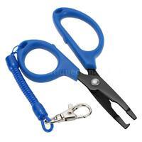 Fishing Pliers Scissor Hook Remover Split Ring Line Cutting Fishing Tool 13cm