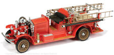 Franklin Mint 1922 Ahrens-Fox R-K-4 1/32 Scale Die Cast Pumper Fire Truck